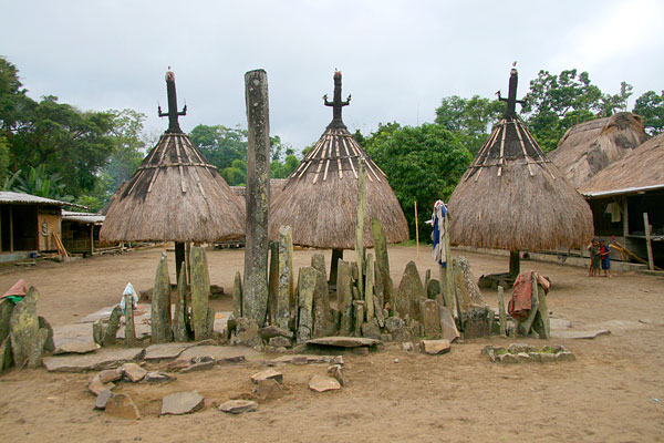 Traditional Ngada villages