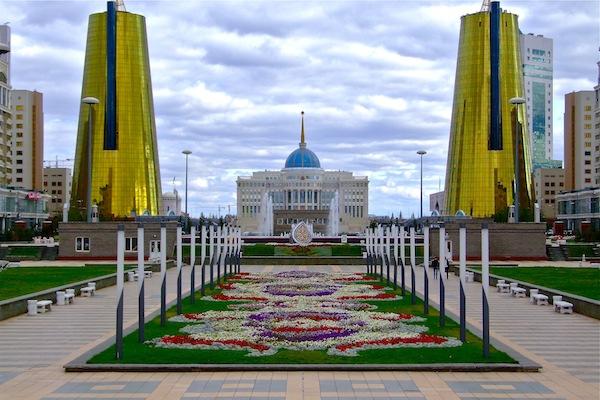 Kazakhstan Travel Guide Globe Spots
