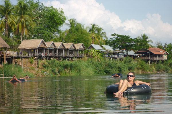 Thousand Islands Laos
