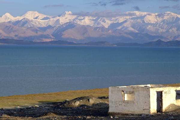 Karakul Lake Tajikistan Lake Karakul