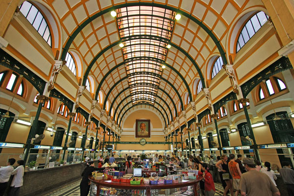 Image result for 8. Ho Chi Minh Central Post Office