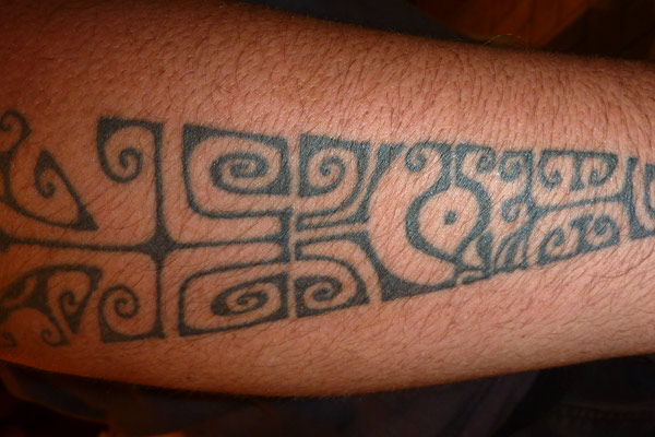 polinesian tattoo. Polynesian Tattoos