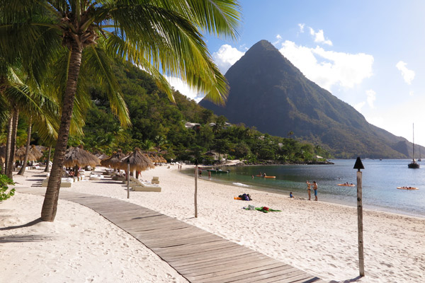 St Lucia Travel Guide 2 Globe Spots