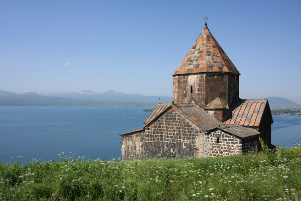 Sevanavank old churches