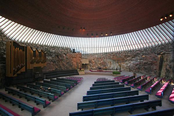 Rock Church Temppeliaukio