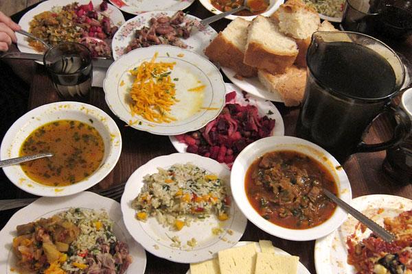meals in azerbaijan
