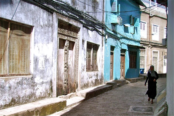 Stone Town-Zanzibar