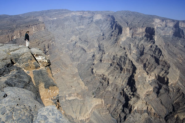 The Arabian Grand Canyon